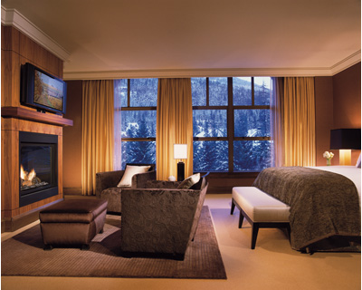 Four Seasons Residences 4 Bedroom And Den Whistler BC