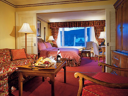 Hotel Accommodation Whistler Fairmont Chateau 1 877 887 5422