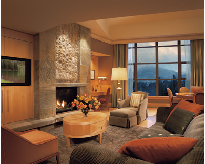 Four Seasons Residences Two Bedroom Whistler B C Canada