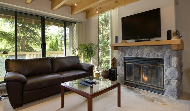 Accommodation -The Gables Whistler Village - 1-877-887-5422